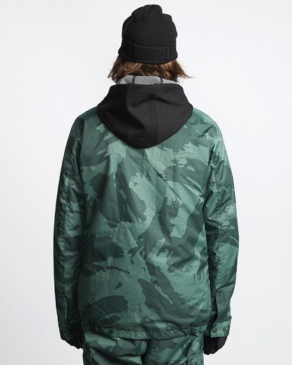 3 Fastplant Snow Jacket Camo MSNJVBFP Billabong