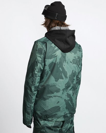 2 Fastplant Snow Jacket Camo MSNJVBFP Billabong