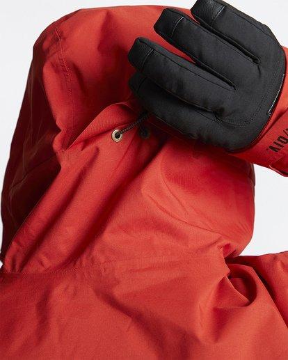 7 Prism Shell Snow Jacket Red MSNJVBPS Billabong