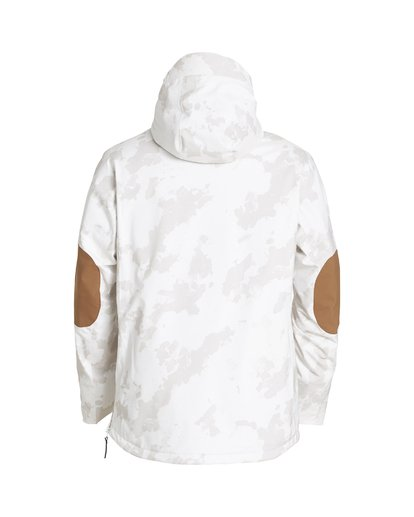 7 Quest Snow Jacket White MSNJVBQT Billabong