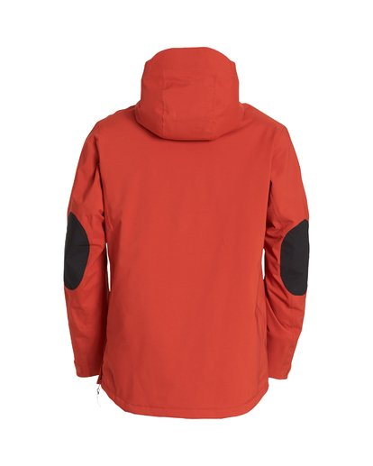 4 Quest Snow Jacket Red MSNJVBQT Billabong