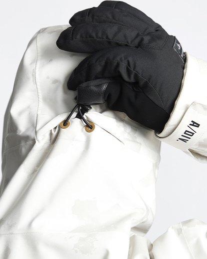 6 Quest Snow Jacket Black MSNJVBQT Billabong