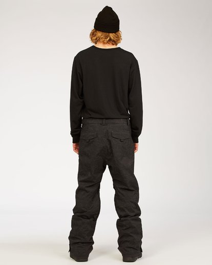 1 Compass Pant Black MSNP3BCO Billabong