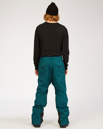 1 Compass Pant Multicolor MSNP3BCO Billabong