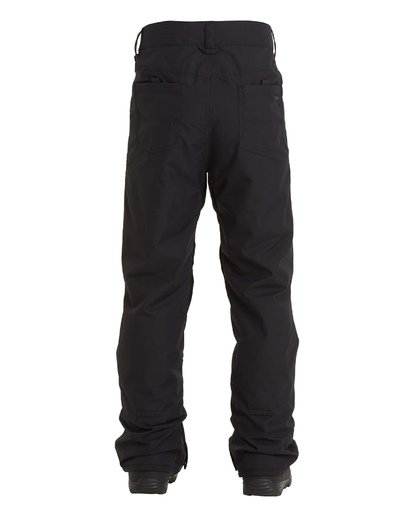 7 Outsider Pant Black MSNP3BOU Billabong