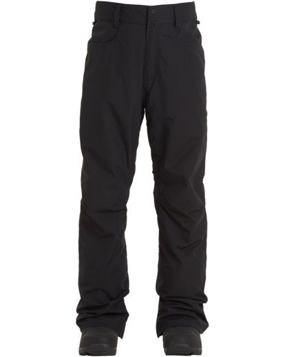 6 Outsider Pant Black MSNP3BOU Billabong