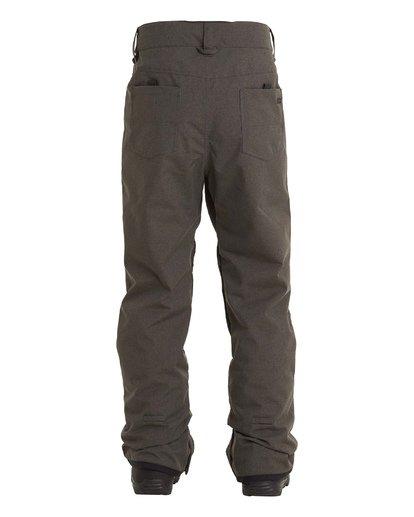 7 Outsider Pant Grey MSNP3BOU Billabong