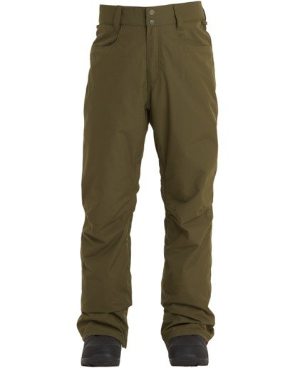 3 Outsider Pant Green MSNP3BOU Billabong