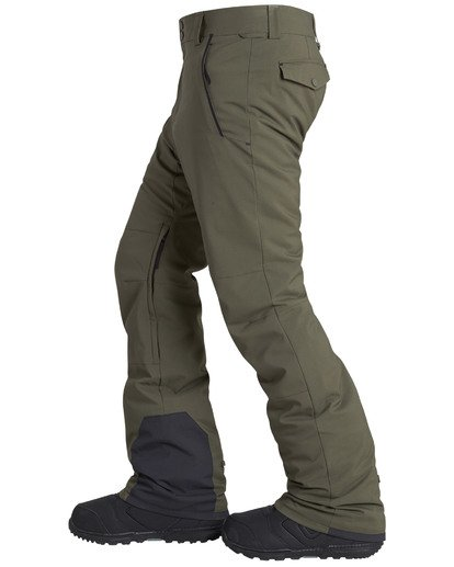 3 Men's Compass Outerwear Pants  MSNPQCOM Billabong