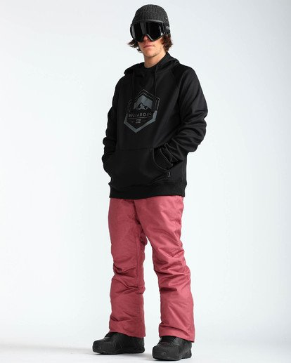 6 Men's Outsider Outerwear Snow Pants  MSNPQOUT Billabong