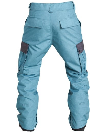 2 Men's Transport Outerwear Snow Pants  MSNPQTRA Billabong
