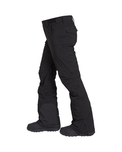 1 Compass Snow Pant Black MSNPVBCO Billabong