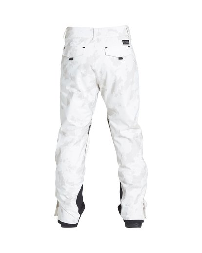2 Compass Snow Pant White MSNPVBCO Billabong