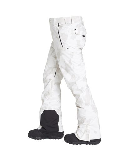 1 Compass Snow Pant White MSNPVBCO Billabong