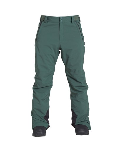 0 Compass Snow Pant Green MSNPVBCO Billabong