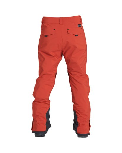 2 Compass Snow Pant Red MSNPVBCO Billabong