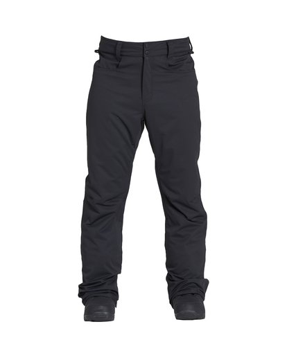 0 Outsider Snow Pant Black MSNPVBOU Billabong