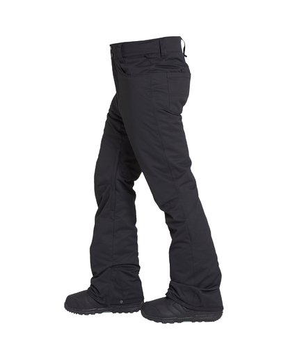 1 Outsider Snow Pant Black MSNPVBOU Billabong