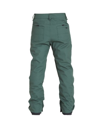 2 Outsider Snow Pant Green MSNPVBOU Billabong