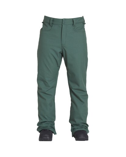 0 Outsider Snow Pant Green MSNPVBOU Billabong