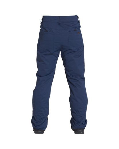 2 Outsider Snow Pant Blue MSNPVBOU Billabong