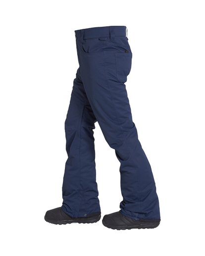1 Outsider Snow Pant Blue MSNPVBOU Billabong
