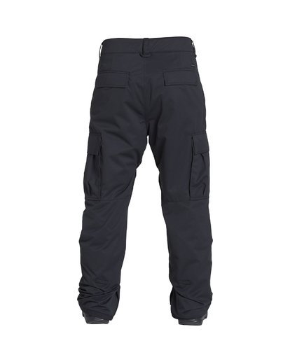 2 Transport Snow Pant Black MSNPVBTR Billabong