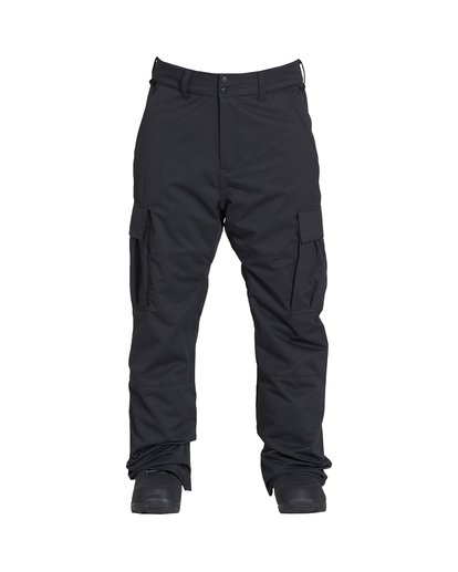 0 Transport Snow Pant Black MSNPVBTR Billabong