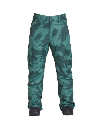 0 Transport Snow Pant Camo MSNPVBTR Billabong