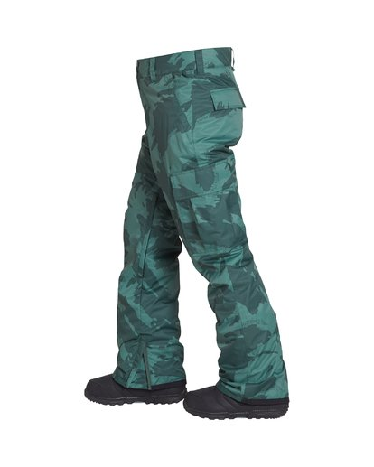 1 Transport Snow Pant Camo MSNPVBTR Billabong