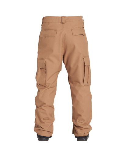 2 Transport Snow Pant Brown MSNPVBTR Billabong