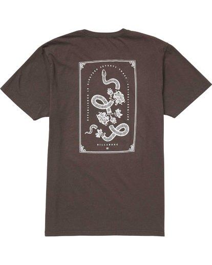 1 Serpent Tee Grey MT10QBSE Billabong