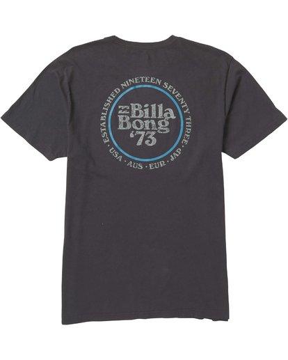 1 Cruiser Graphic T-Shirt Grey MT10SBCR Billabong