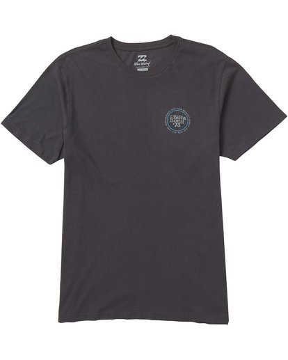 0 Cruiser Graphic T-Shirt Grey MT10SBCR Billabong