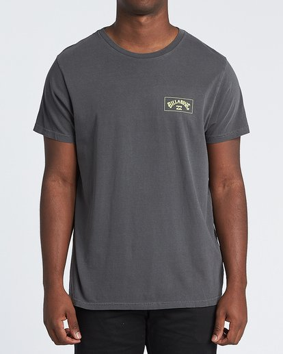 0 Arch Short Sleeve T-Shirt  MT131BAR Billabong