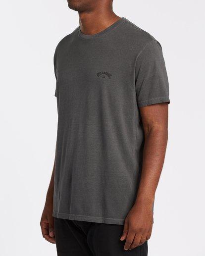 1 Arch Wave Short Sleeve T-Shirt White MT132BAW Billabong