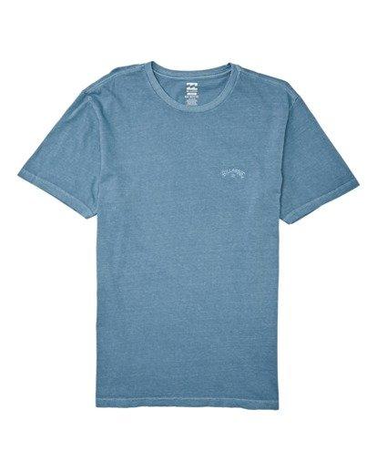 3 Essentials Short Sleeve T-Shirt Grey MT132BES Billabong