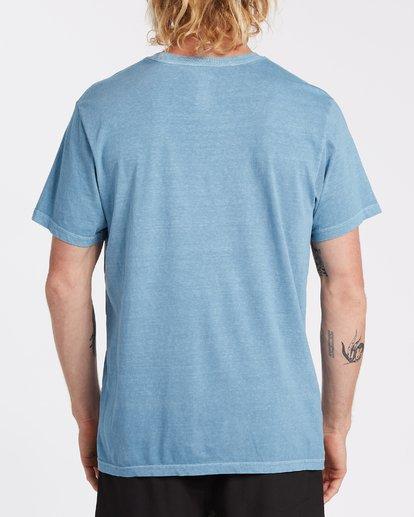 2 Essentials Short Sleeve T-Shirt Grey MT132BES Billabong