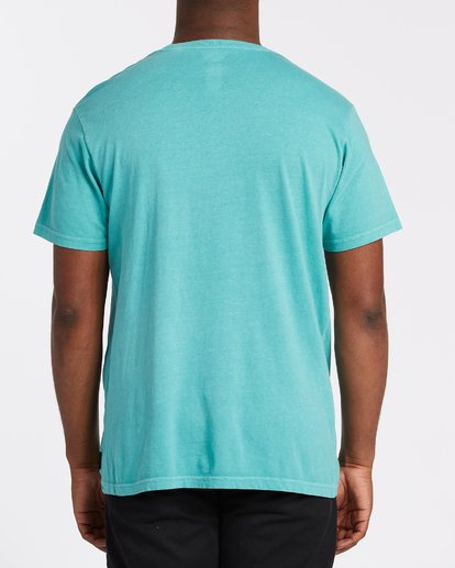 2 Spray Short Sleeve T-Shirt Green MT132BSP Billabong