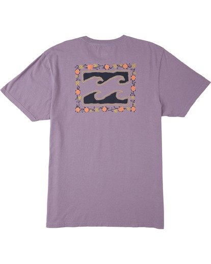 4 Crayon Wave Purple MT133BCW Billabong