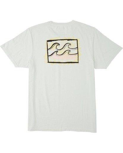 4 Crayon Wave Multicolor MT133BCW Billabong
