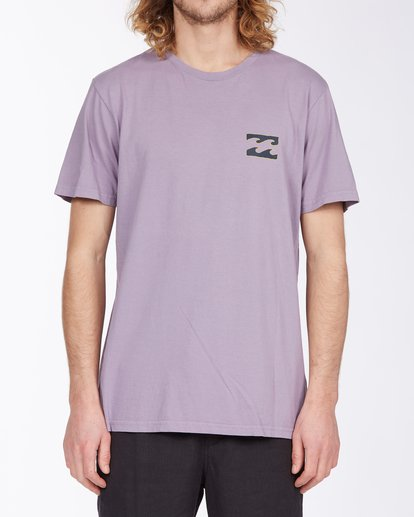 0 Crayon Wave Purple MT133BCW Billabong