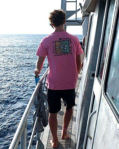 5 Mondo Pink MT133BMO Billabong