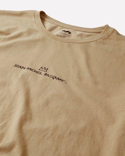 2 83 T-Shirt Yellow MT13TB83 Billabong