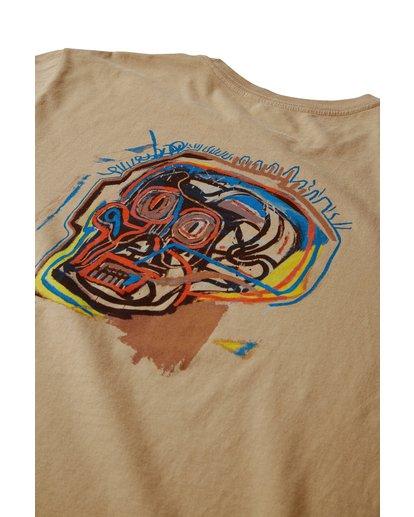 3 83 T-Shirt Yellow MT13TB83 Billabong
