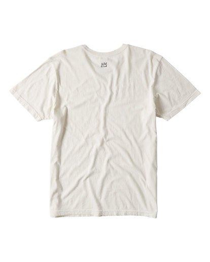 1 Art T-Shirt Brown MT13TBAT Billabong