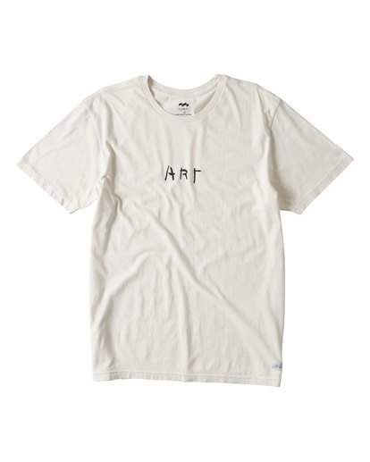 0 Art T-Shirt  MT13TBAT Billabong