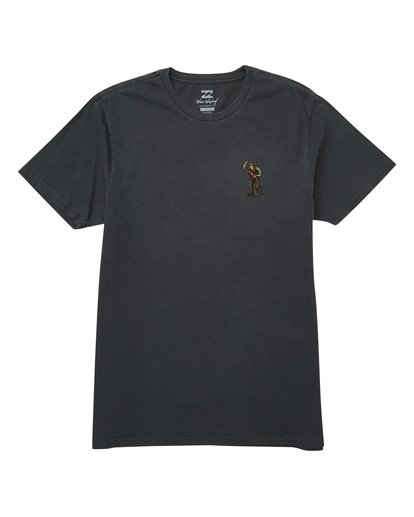 0 Reapin' T-Shirt Grey MT13TBRE Billabong