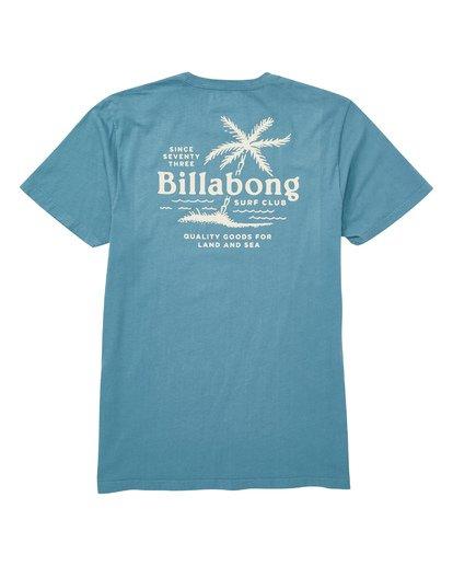 1 Surf Club T-Shirt White MT13TBSC Billabong