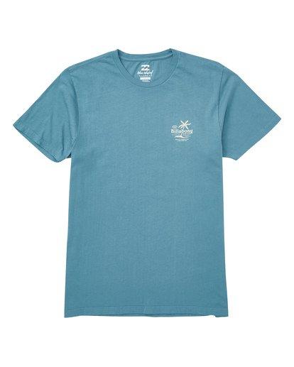 0 Surf Club T-Shirt White MT13TBSC Billabong